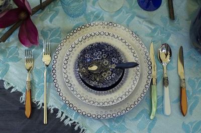Tafel dekken en tafelmanieren