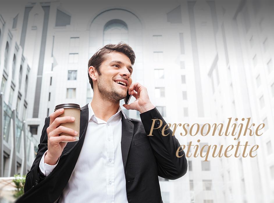 Persoonlijke etiquette