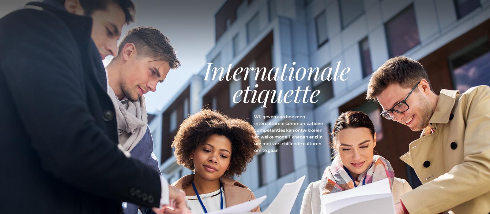 Internationale etiquette